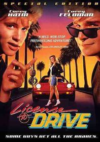 License to Drive - (Region 1 Import DVD)