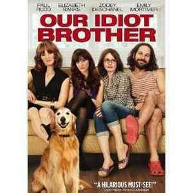 Our Idiot Brother - (Region 1 Import DVD)