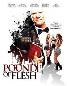 Pound of Flesh - (Region 1 Import DVD)