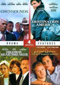 Greyhounds/Destination America/Highwa - (Region 1 Import DVD)