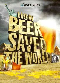 How Beer Saved the World - (Region 1 Import DVD)