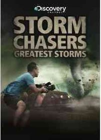 Storm Chasers Greatest Storms - (Region 1 Import DVD)