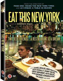 Eat This Ny - (Region 1 Import DVD)