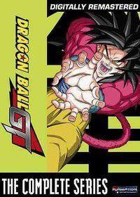 Dragon Ball Gt:Complete Series - (Region 1 Import DVD)