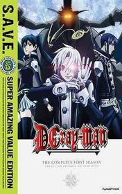 D Gray Man:Season One (Save) - (Region 1 Import DVD)
