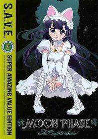 Moon Phase:Box Set (Save) - (Region 1 Import DVD)