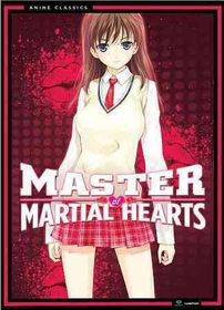 Master of Martial Hearts - (Region 1 Import DVD)