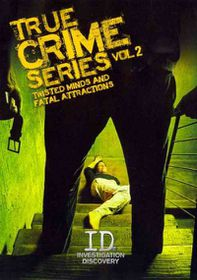 True Crime Series Vol 2:Twisted Minds - (Region 1 Import DVD)
