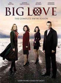 Big Love:Complete Fifth Season - (Region 1 Import DVD)