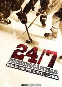 24/7 Penguins/Capitals:Road Nhl Winte - (Region 1 Import DVD)