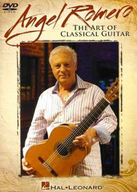 Angel Romero:Classical Guitar - (Region 1 Import DVD)