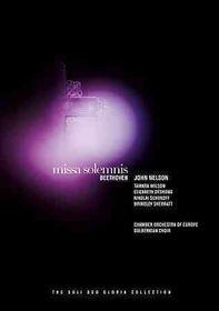 Beethoven:Missa Solemnis - (Region 1 Import DVD)