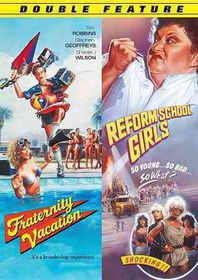 Fraternity Vacation/Reform School Gir - (Region 1 Import DVD)
