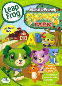 Leapfrog:Phonics Farm - (Region 1 Import DVD)