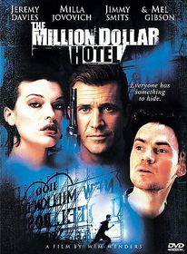 Million Dollar Hotel - (Region 1 Import DVD)