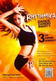 Rhythmica:Dance Cardio Party - (Region 1 Import DVD)