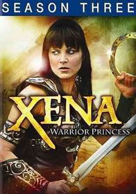 Xena:Warrior Princess Season 3 - (Region 1 Import DVD)