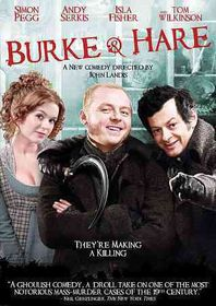 Burke & Hare - (Region 1 Import DVD)