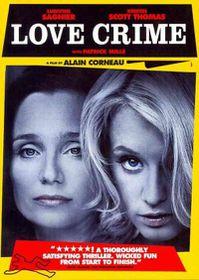 Love Crime - (Region 1 Import DVD)