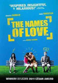 Names of Love - (Region 1 Import DVD)