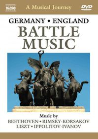 Musical Journey: Germany/england - A Musical Journey - Germany / England Battle Music (DVD)