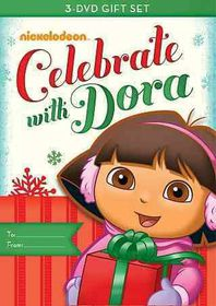 Dora the Explorer:Celebrate with Dora - (Region 1 Import DVD)