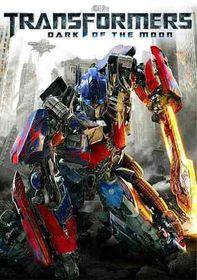 Transformers:Dark of the Moon - (Region 1 Import DVD)
