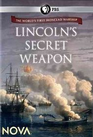 Nova:Lincoln's Secret Weapon - (Region 1 Import DVD)