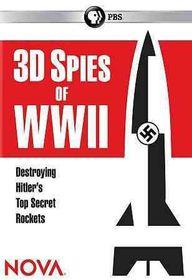 Nova:3d Spies of Wwii Destroying Hitl - (Region 1 Import DVD)