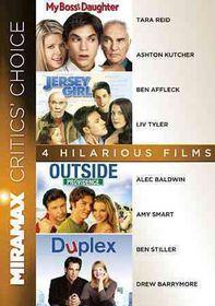 Miramax Classics:4 Hilarious Films - (Region 1 Import DVD)
