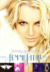 Britney Spears Live:Femme Fatale Tour - (Region 1 Import DVD)