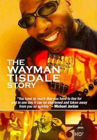 Wayman Tisdale Story - (Region 1 Import DVD)