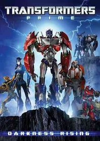 Transformers Prime:Darkness Rising - (Region 1 Import DVD)