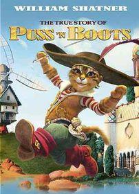 True Story of Puss N Boots - (Region 1 Import DVD)