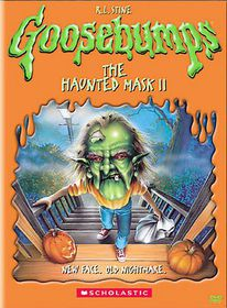 Goosebumps:Haunted Mask II - (Region 1 Import DVD)