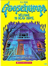 Goosebumps:Welcome to the Dead House - (Region 1 Import DVD)
