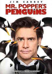 Mr. Popper's Penguins - (Region 1 Import DVD)