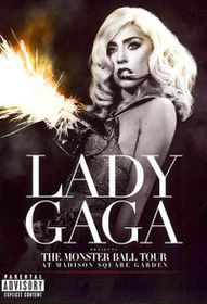 Lady Gaga Presents the Monster Ball T - (Region 1 Import DVD)