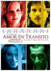 Amor En Transito - (Region 1 Import DVD)