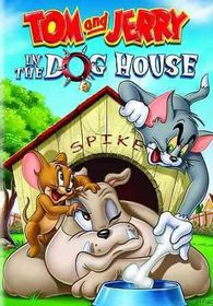 Tom & Jerry:in the Dog House - (Region 1 Import DVD)