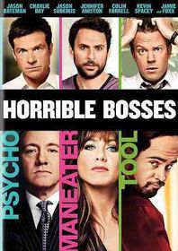 Horrible Bosses - (Region 1 Import DVD)