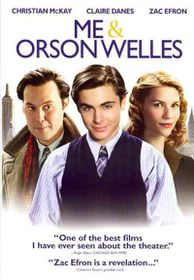 Me & Orson Welles - (Region 1 Import DVD)