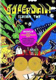 Superjail:Season Two - (Region 1 Import DVD)