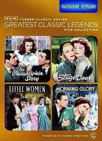 Tcm Greatest Films:Legends Katharine - (Region 1 Import DVD)