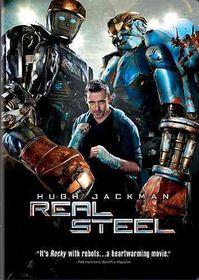 Real Steel / (Ws Sub) - (Australian Import DVD)
