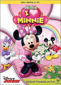 Mickey Mouse Clubhouse:I Heart Minnie - (Region 1 Import DVD)