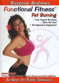 Functional Fitness:Fat Burning with - (Region 1 Import DVD)