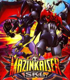Mazinkaiser Skl - (Region A Import Blu-ray Disc)