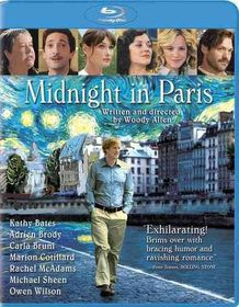 Midnight in Paris - (Region A Import Blu-ray Disc)