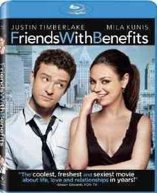 Friends with Benefits - (Region A Import Blu-ray Disc)